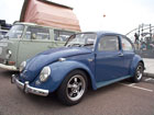 Blue custom Beetle