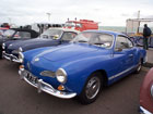 Blue Karmann Ghias