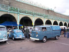 Various aircooled VWs including a nice commercial