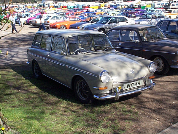 Lovely grey early Type 3