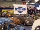 Autobahn Scrapers show stand