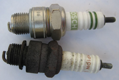 How to check, clean and change your VW Beetle's spark plugs
